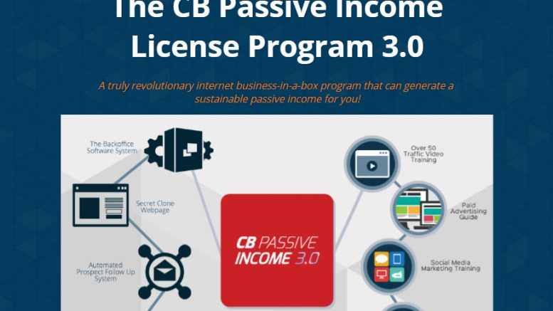 CB Passive Income 3.0