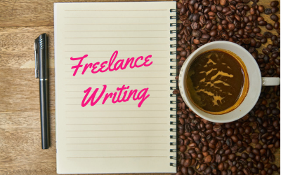 Freelance writing to earn money online