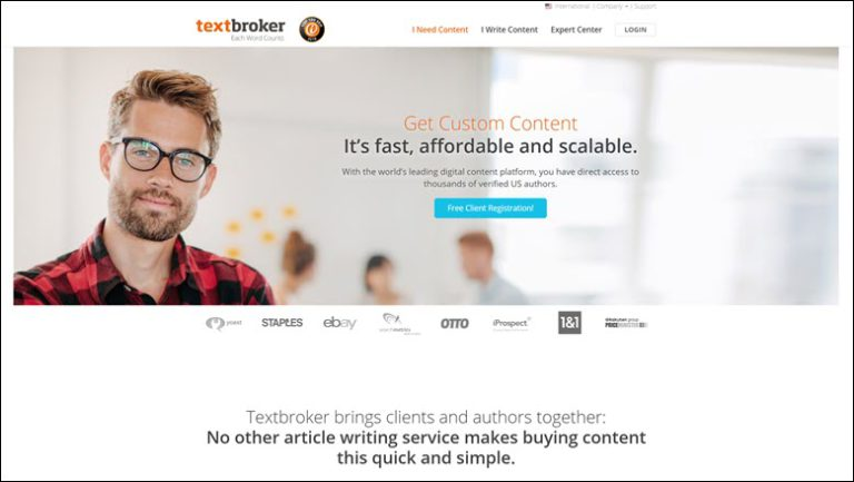 Textbroker Review