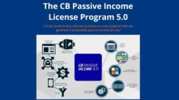 CB Passive Income 5.0 Review