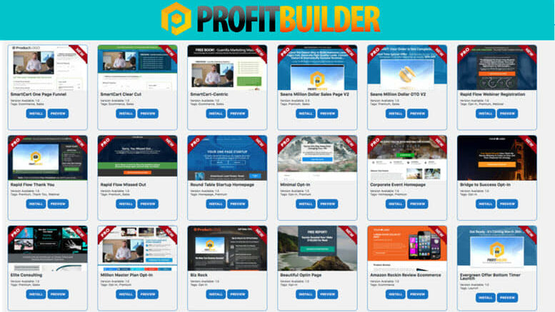 WP Profit Builder 2.0 Review