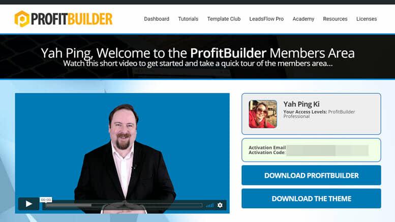 WP Profit Builder 2.0 Review