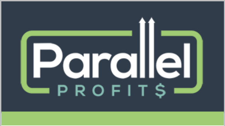 Parallel Profits Review and Logo