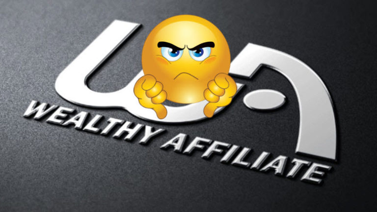 Things I do not Like About Wealthy Affiliate