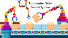 AUTOMATED Sales Funnel System Image inside CB Passive Income