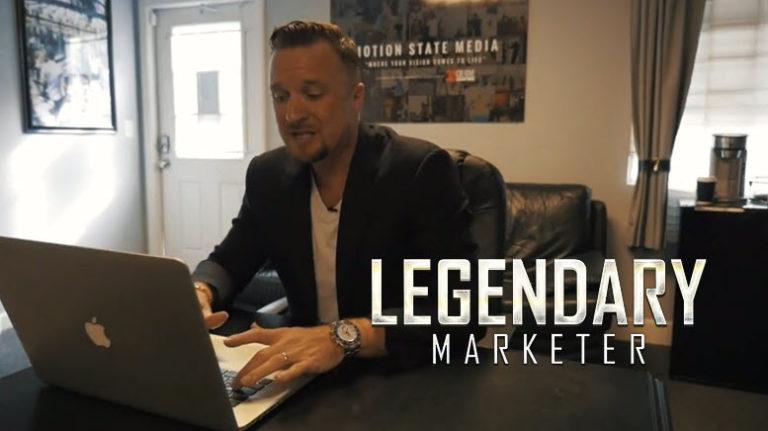 Legendary Marketer Founder David Sharpe