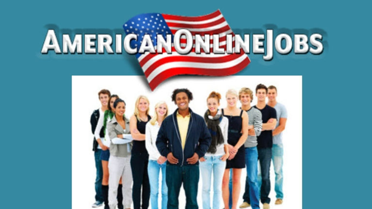 What is American Online Jobs
