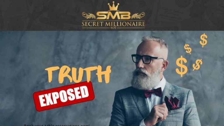 Secret Millionaire Bot Review Featured Image