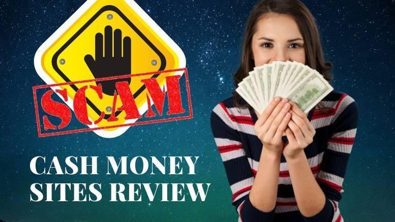 Cash Money Sites Review Featured Image inside ClickWebSuccess website