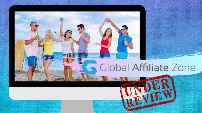 Global Affiliate Zone Featured Image Inside ClickWebSuccess website