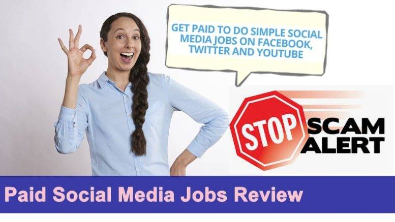 Paid Social Media Jobs product review featured image inside ClickWebSuccess website