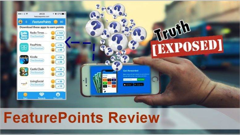 FeaturePoints Review Featured Image inside ClickWebSuccess website