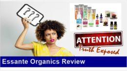 Essante Organics Product Review inside ClickWebSuccess