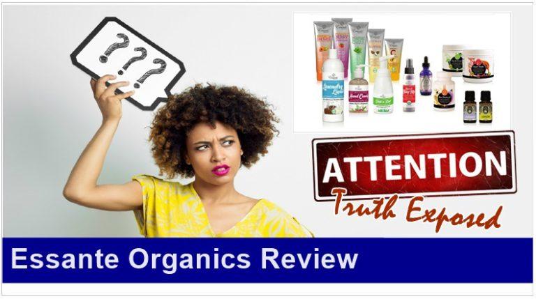 Essante Organics Product Review inside ClickWebSuccess
